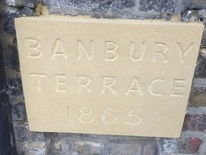 Repair Stone Plaque